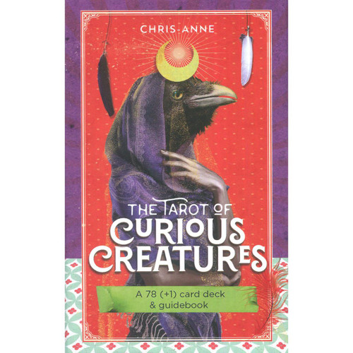 The Tarot of Curious Creatures by Chris-Anne