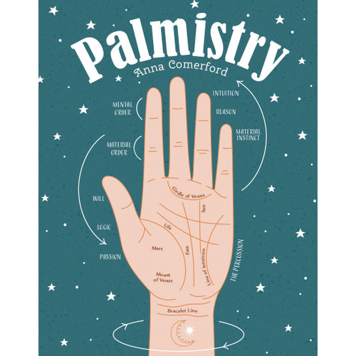 Palmistry by Anna Comerford