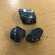 Rough Black Tourmaline Chunk (from Brazil) - B Grade