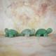 Green Aventurine Crystal Tortoise