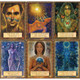 Angels, Gods & Goddesses Oracle Cards by Toni Carmine Salerno