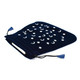 Stars & Moon Blue Velvet Tarot / Oracle Card Bag