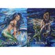 Messages From the Mermaids Oracle Cards by Karen Kay