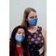 Vibrant Blue Face Mask (Sizes S, M, L)