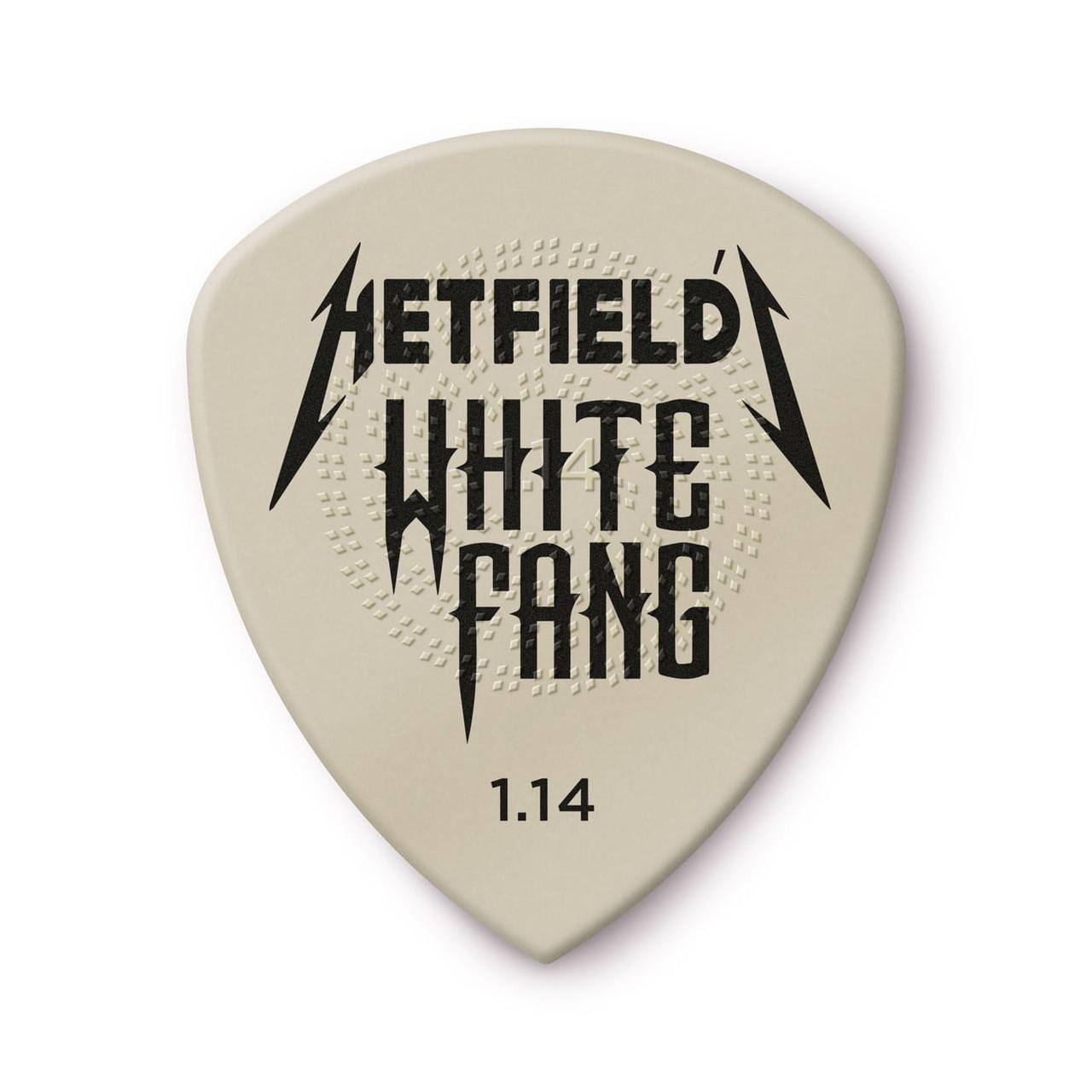James Hetfield Guitar Pick