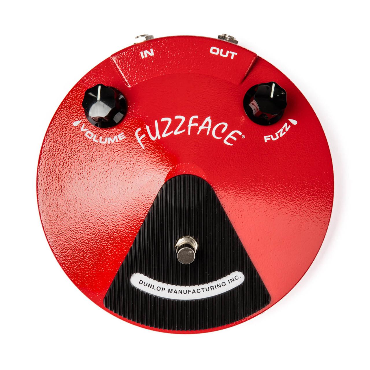 Dunlop Fuzz Face JDF2