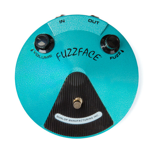 Dunlop  JDF2 Fuzz Face Distortion Dallas-Arbiter Specs