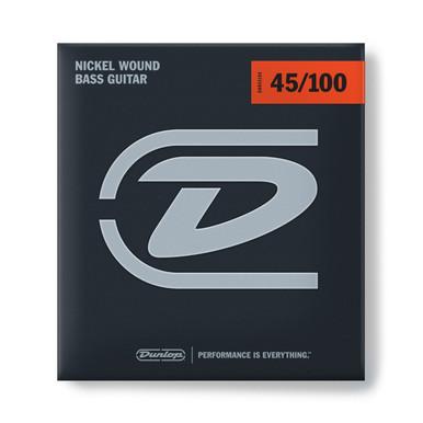 DUNLOP DBS105 Stainless Steel Medium Bass Guitar Single String.105-Gauge