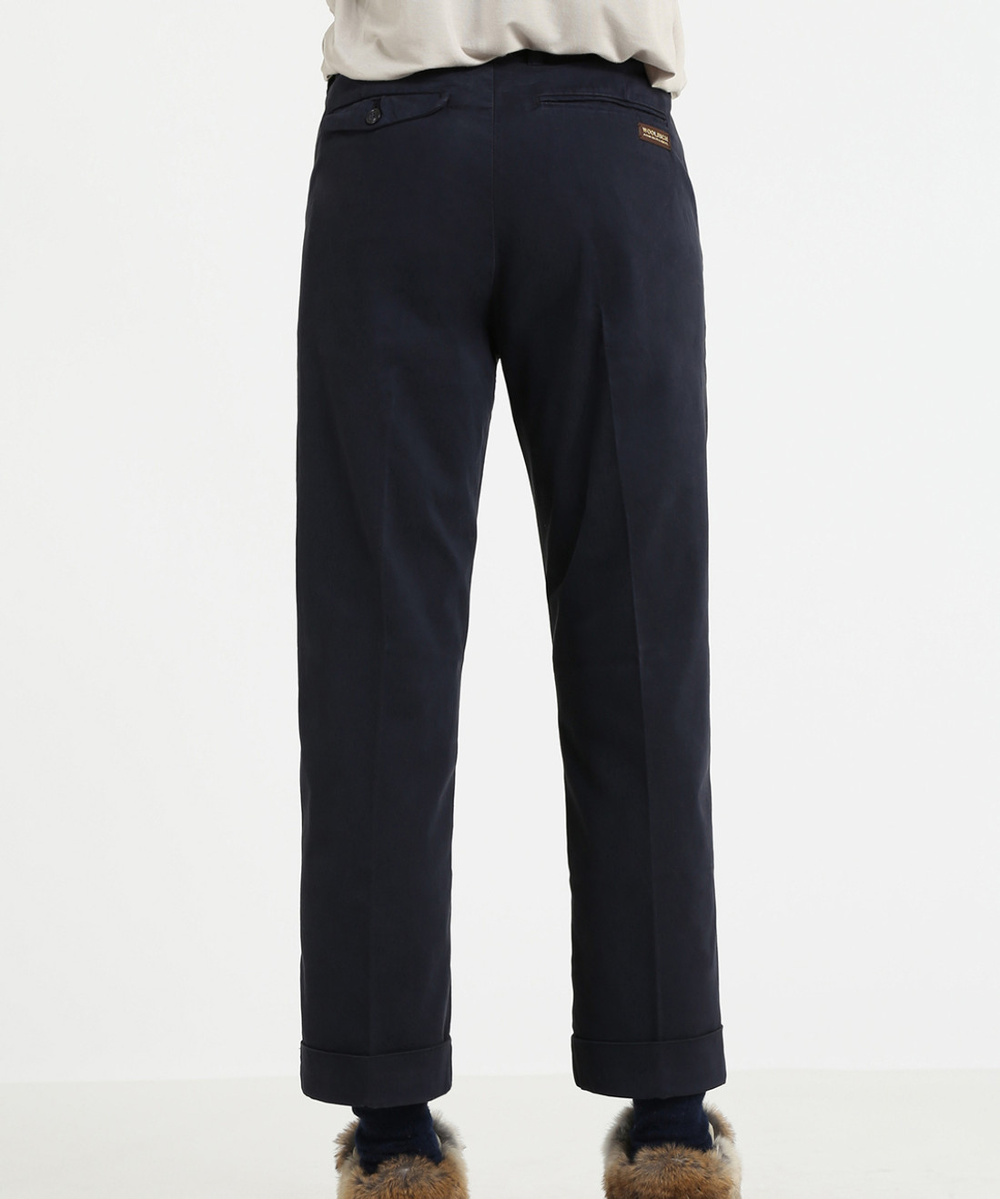 Women's American Chino Pants- John Rich & Bros. (Boyfriend Fit)