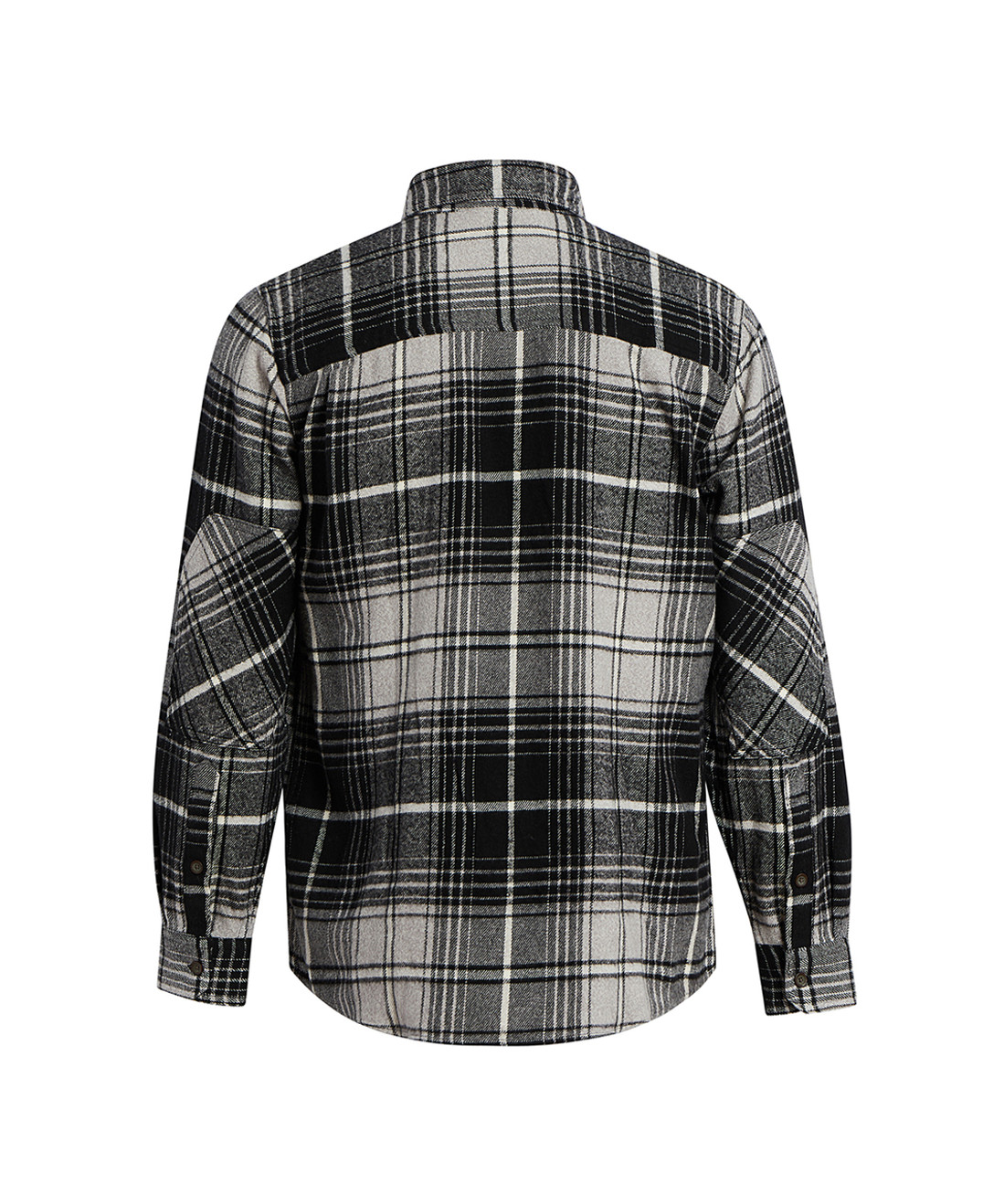 Men's Twisted Oxbow Flannel Shirt - 100% Organic Cotton