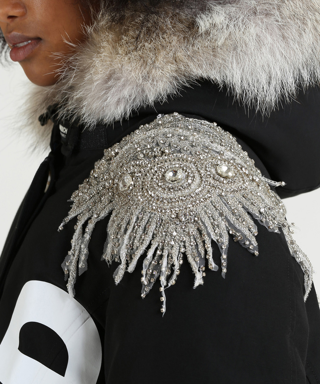 Ms. Lauryn Hill Fur Arctic  Parka