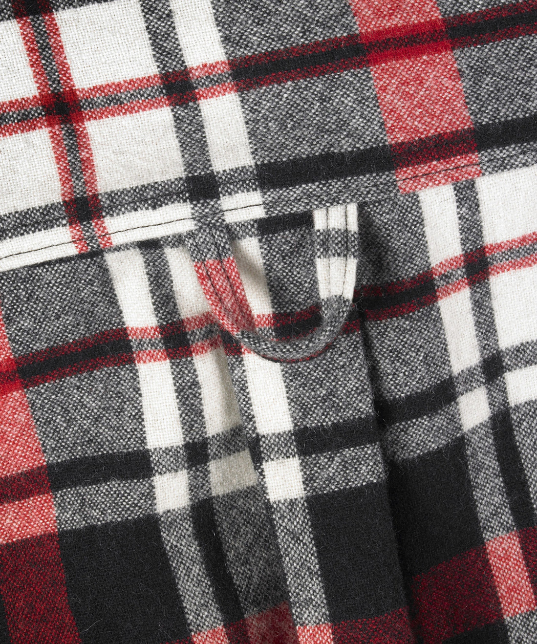 Men's Limited Edition Made in USA Wool Flannel Shirt - John Rich & Bros.