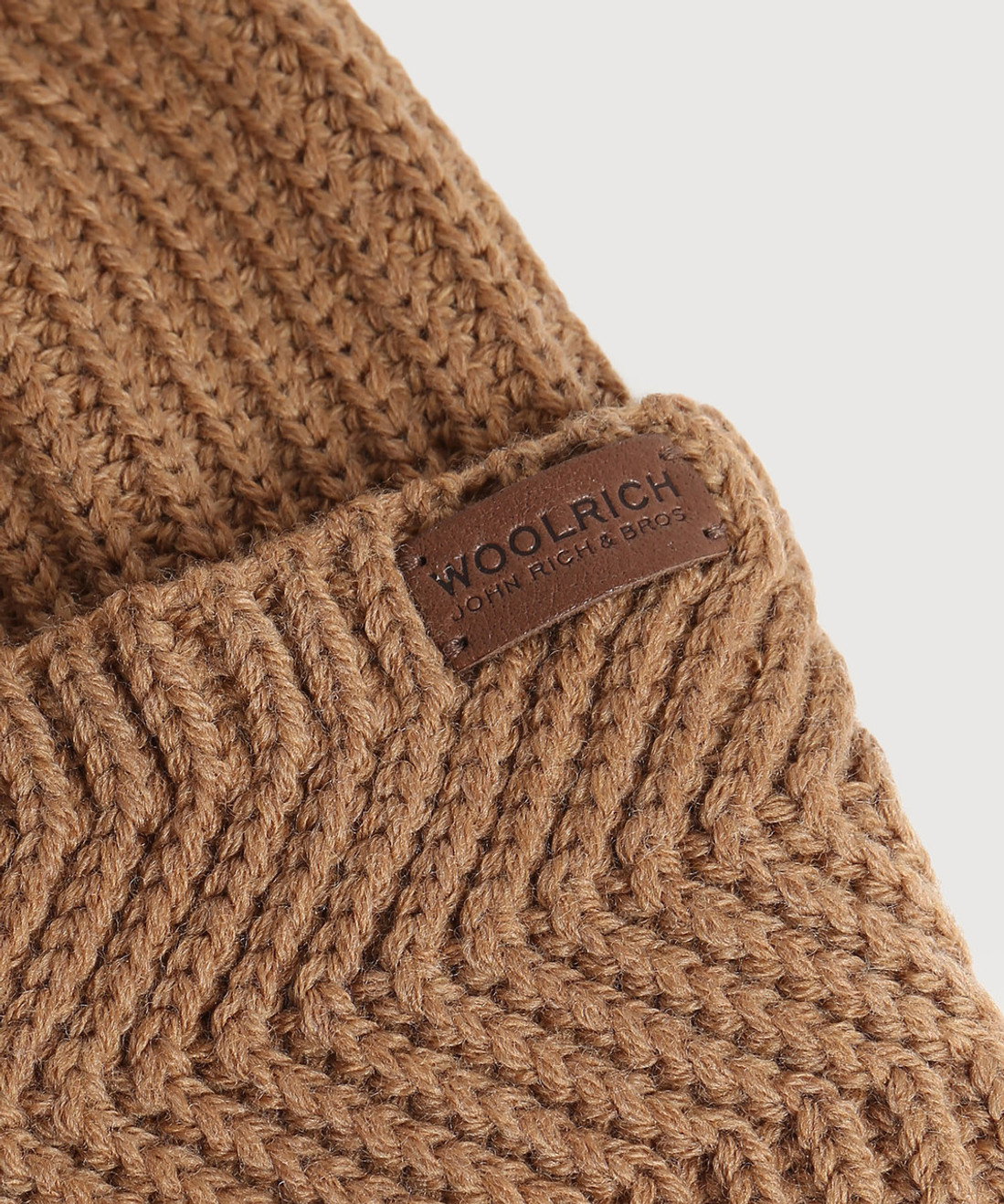 Men's Knit Beanie - John Rich & Bros.