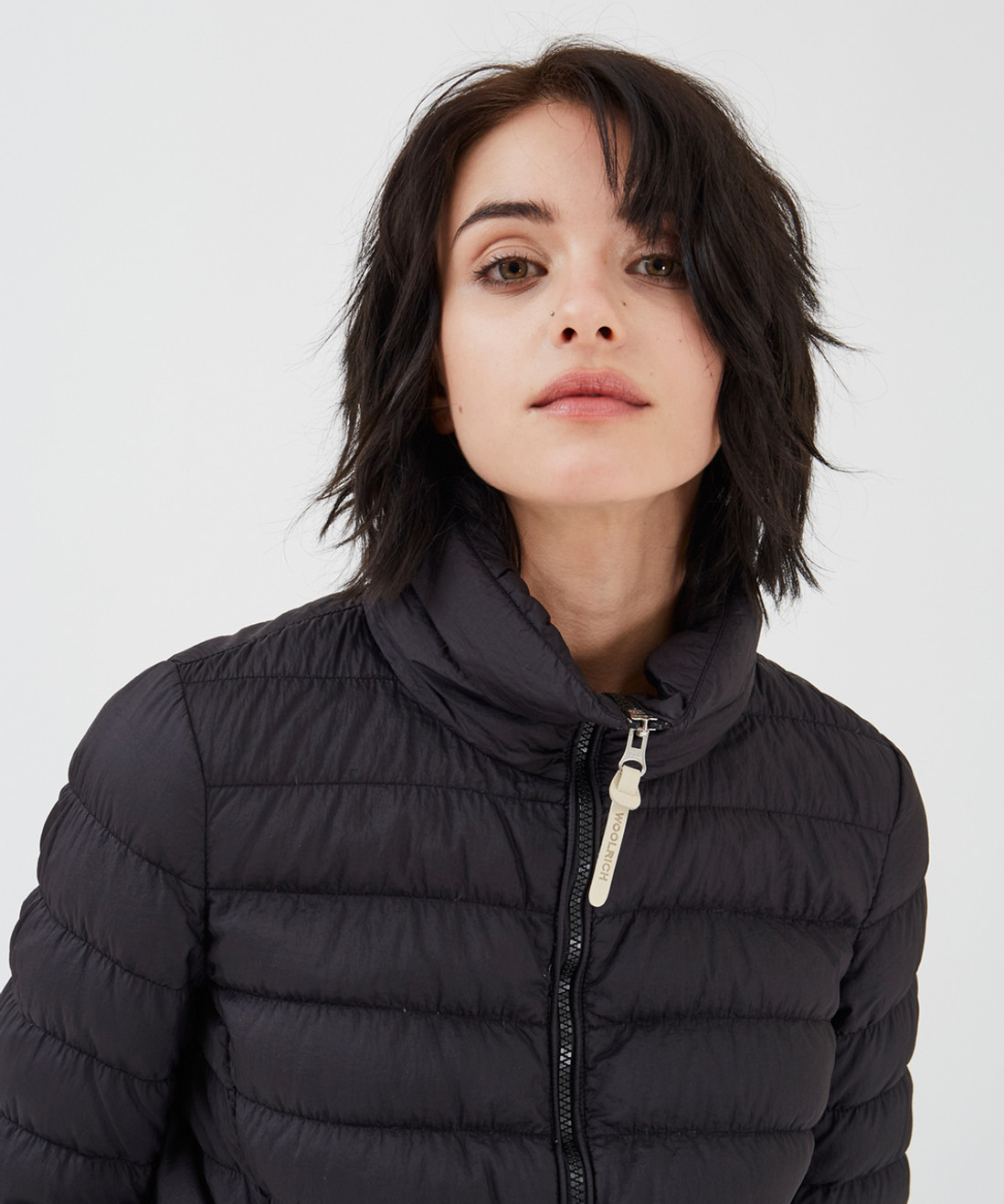 Women's Mercer Bomber Jacket - John Rich & Bros.