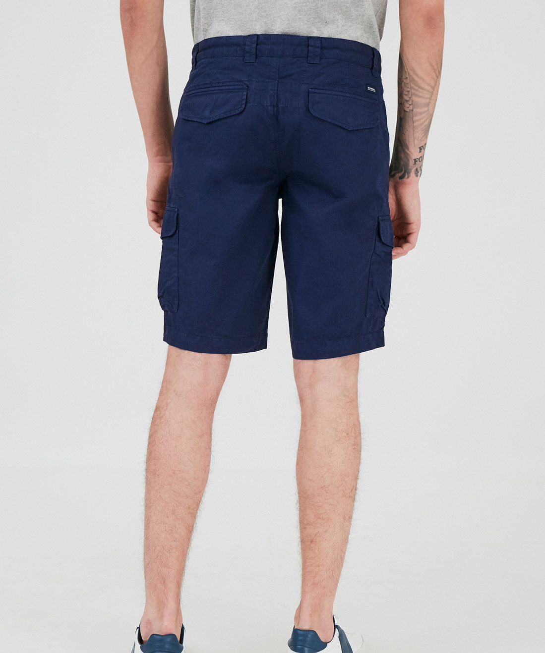 Men's Cargo Shorts - 100% Cotton - John Rich & Bros.
