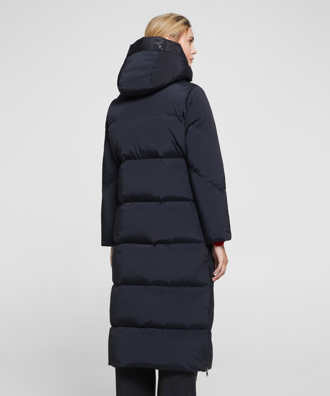 Women'S Down Parka With Hood
