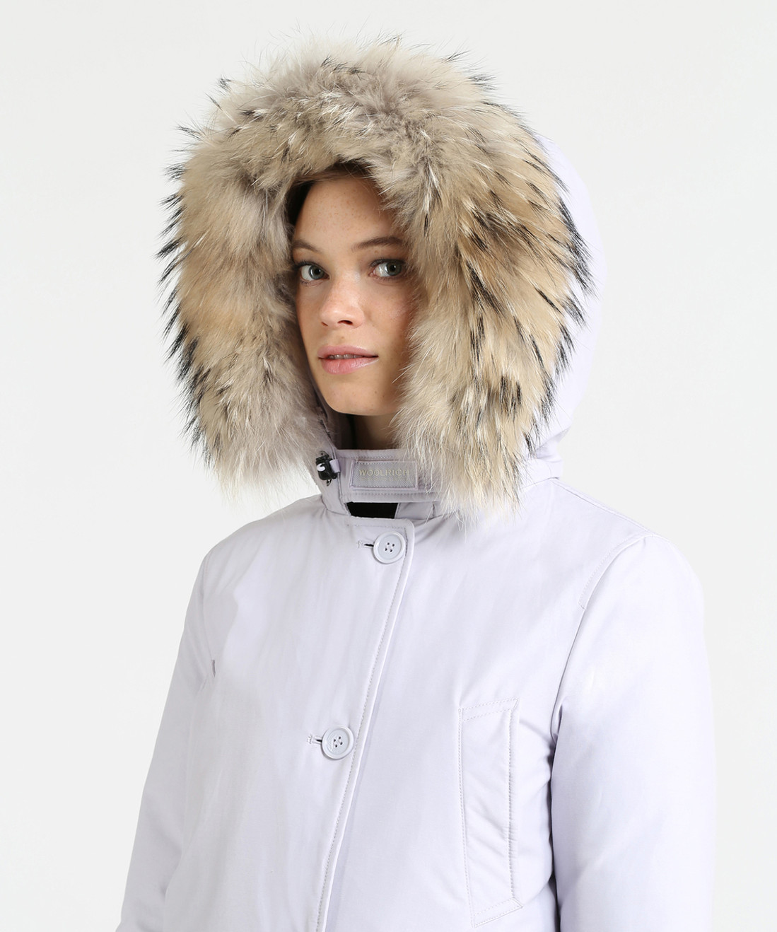 Women's Arctic Parka Detachable Fur - John Rich & Bros.