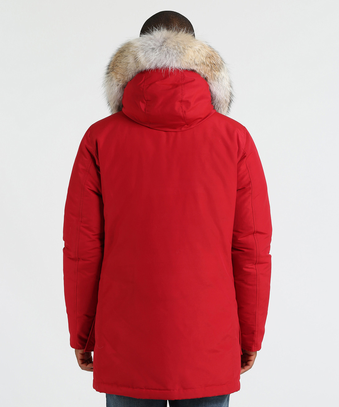 Men's Arctic Parka Detachable Fur - John Rich & Bros.