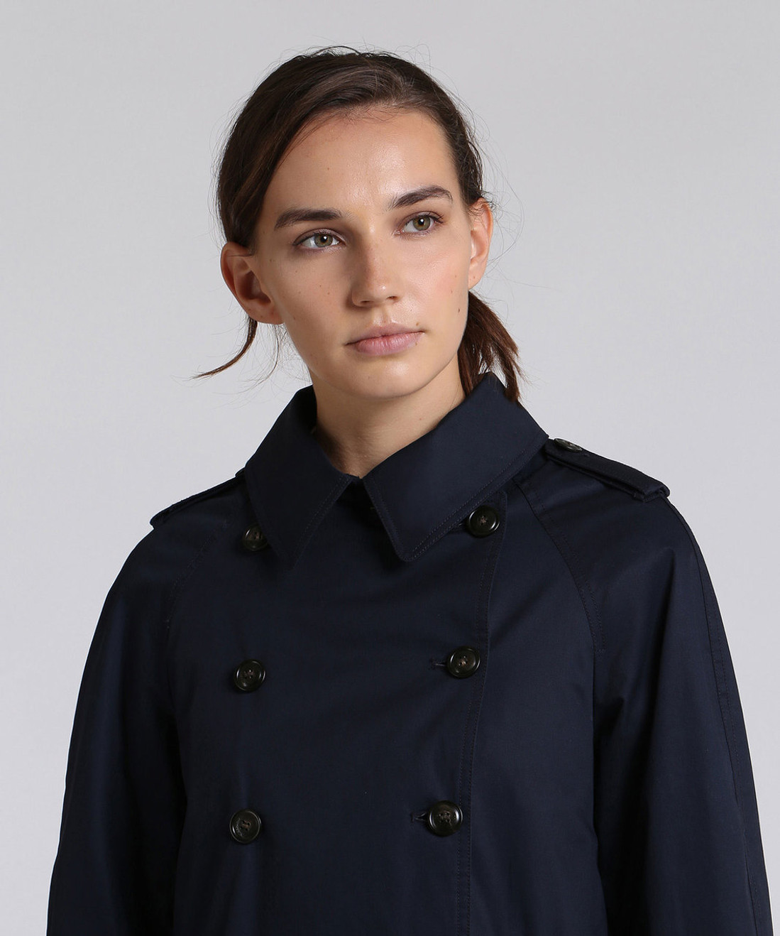 Women's Military Trench - John Rich & Bros.