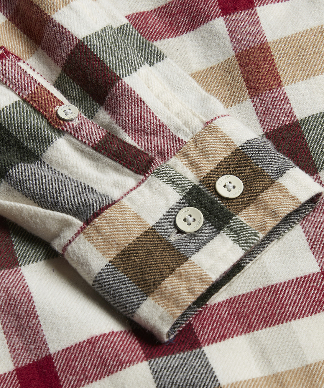 Women's Pemberton Flannel Shirt - 100% Cotton