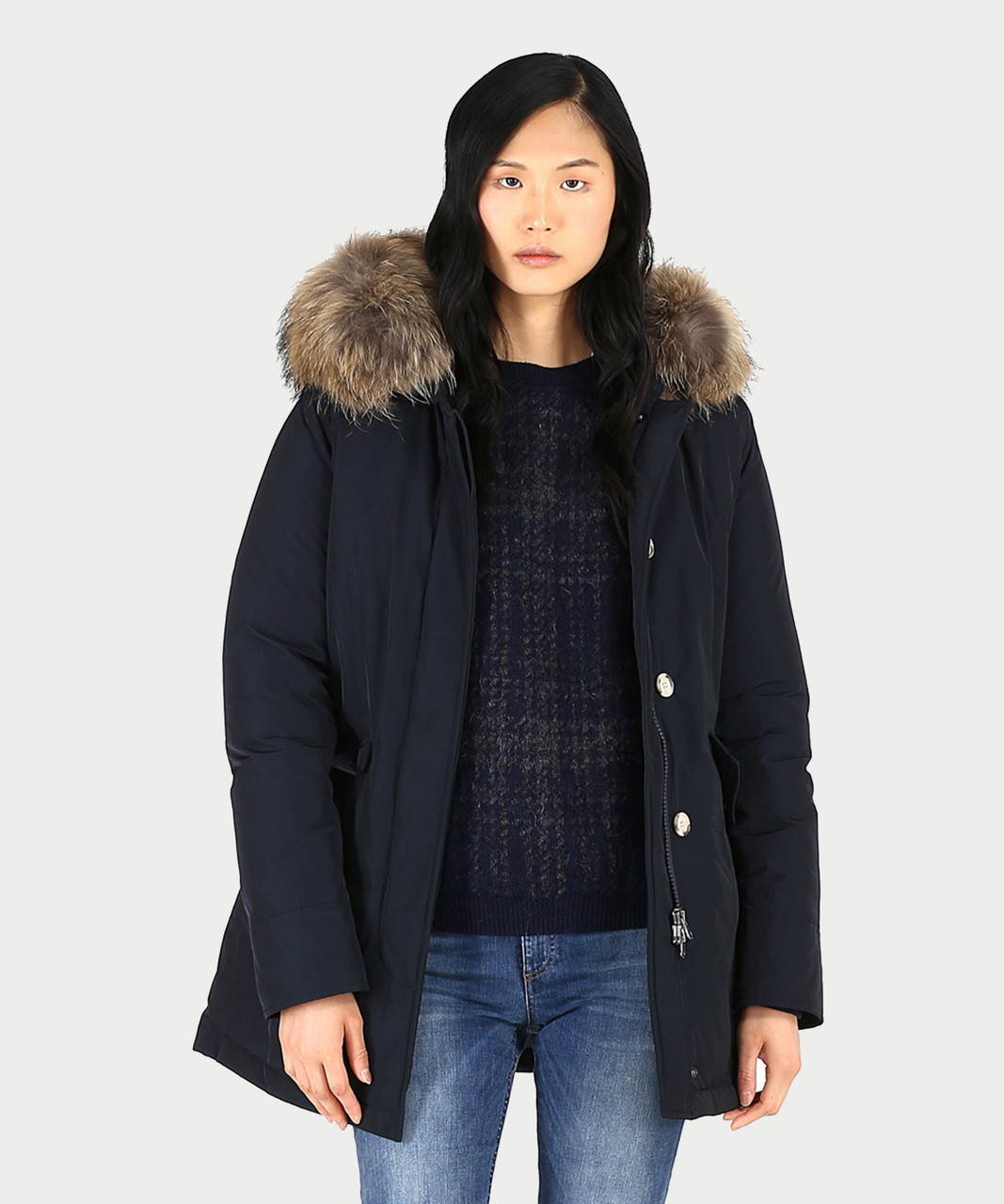 newest e8f8f 81ebe Women's Luxury Arctic Parka
