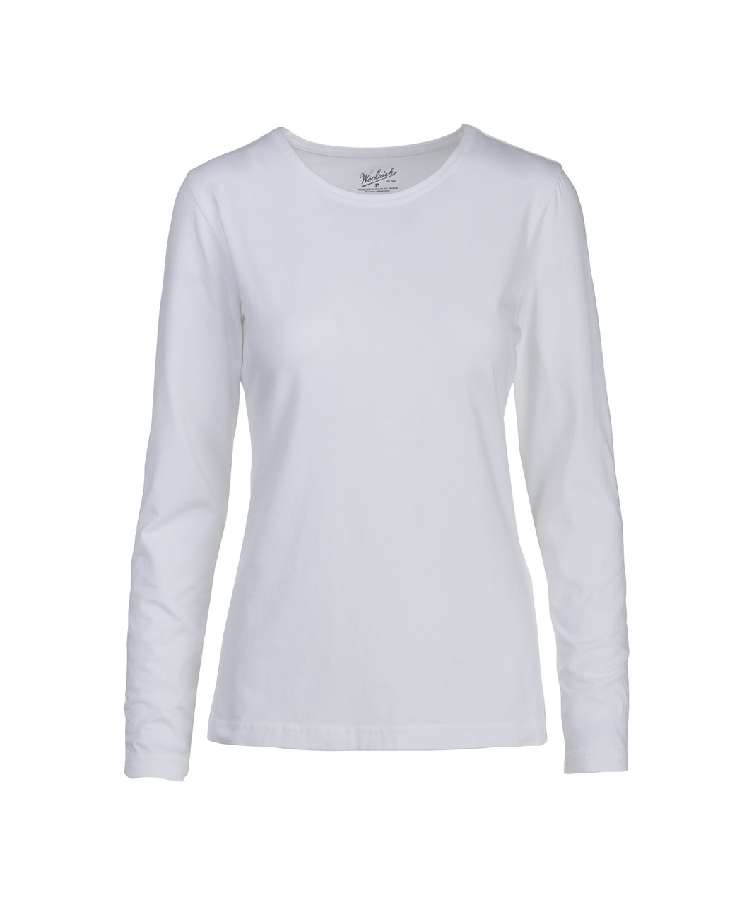 07a8edae8f8 Women s Laureldale Long Sleeve T-Shirt. 7003 model WHITE