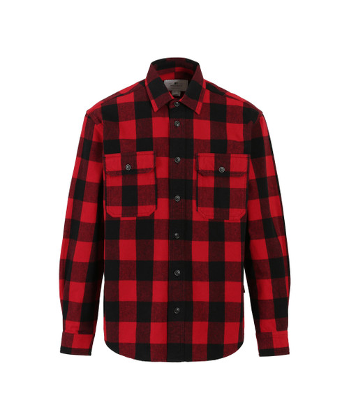 03bb828adbe2 Woolrich Men s Knit and Woven Shirts