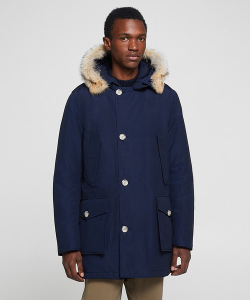 super popular 53aa0 afab3 Woolrich Men's Parkas - Classic Warmth