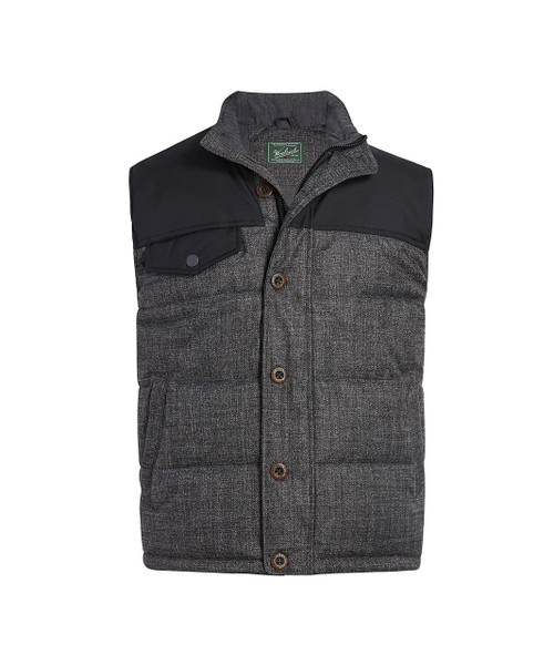 Woolrich Mens Vests For All Seasons
