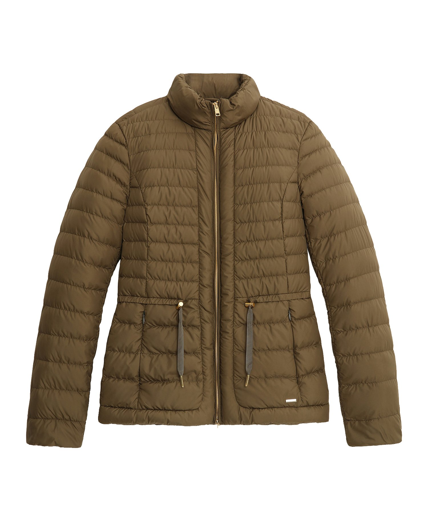Woolrich HIBISCUS QUILTED JACKET