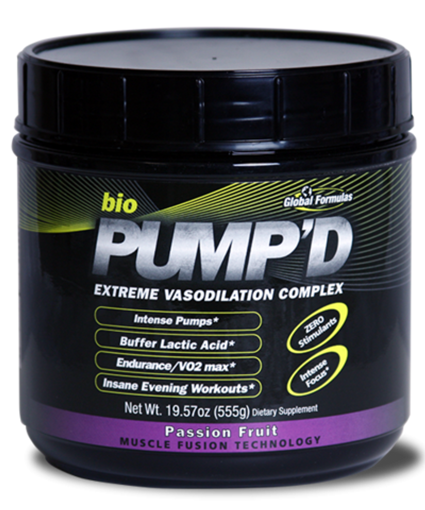 Bio Pump by Global Formulas
