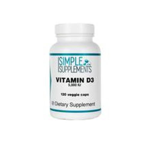 Simple Supplements D-3