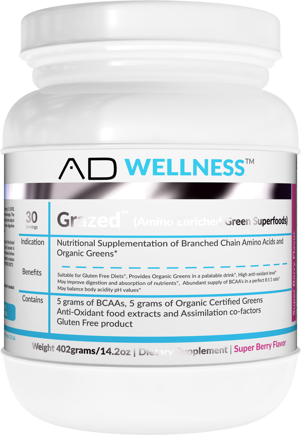 AD Wellness Grazed