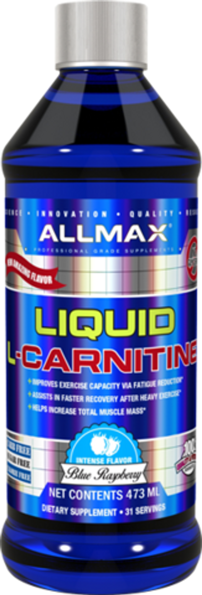 Allmax L- Carnitine 1200mg