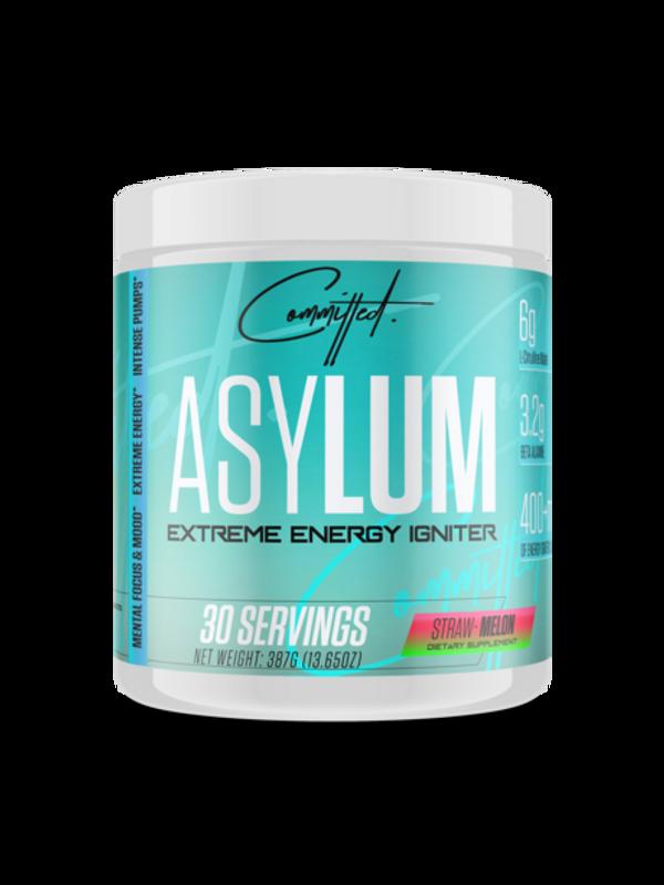 Asylum Pre Workout
