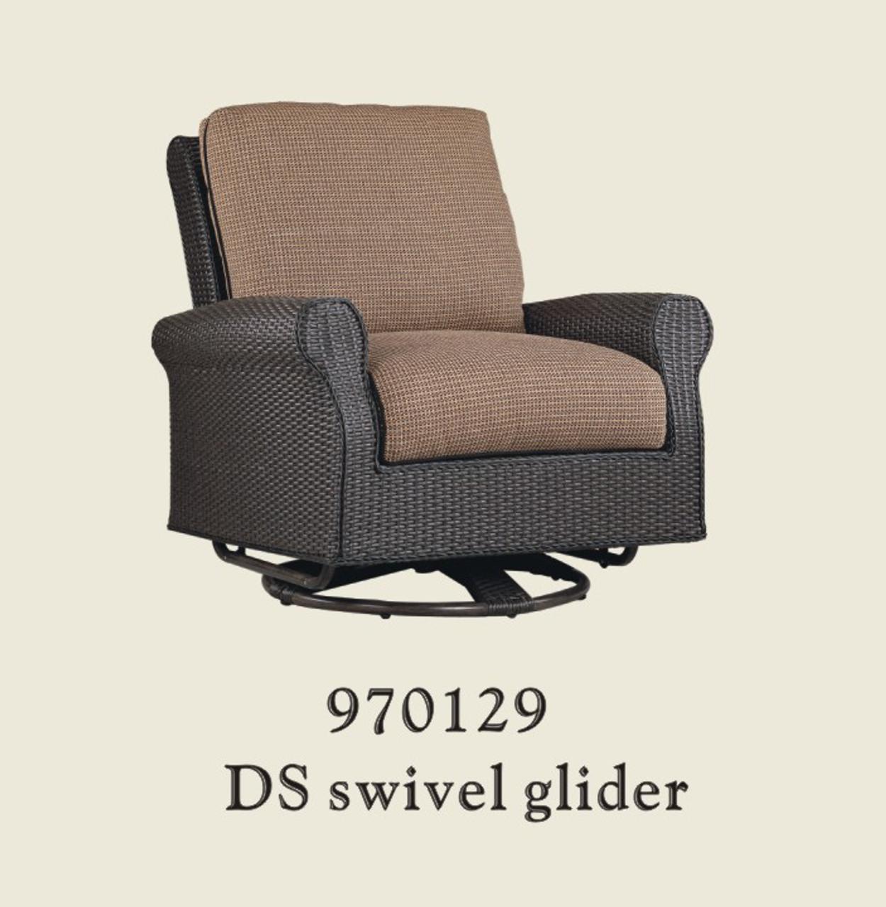 Phenomenal Patio Renaissance Monterey Collection Deep Seating Swivel Unemploymentrelief Wooden Chair Designs For Living Room Unemploymentrelieforg