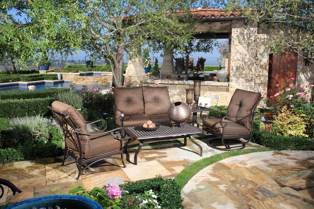 Santa Barbara Cushion & Sling