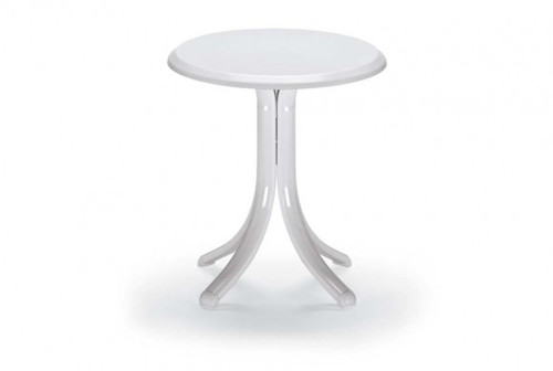 "Telescope Casual Werzalit 18"" Round End Table"