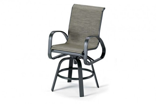 Telescope Casual Primera Sling Balcony Height Swivel Arm Chair