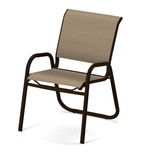 Telescope Casual Reliance Contract Sling Stacking Cafe Chair