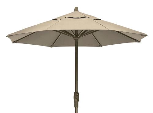 Telescope Casual Value Market Umbrella, 7 1/2′ Market Umbrella w/ Powdercoat Aluminum Frame and Push Button Tilt