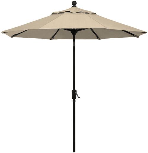 Telescope Casual Value Market Umbrella, 9′ Market Umbrella w/ Powdercoat Aluminum Frame and Autotilt