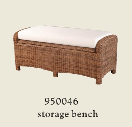 Patio Renaissance Universal Accessory Storage Bench