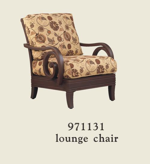 Patio Renaissance Naples Collection Lounge Chair