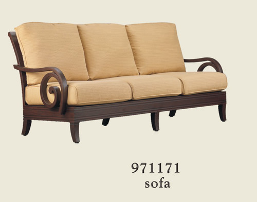 Patio Renaissance Naples Collection Sofa