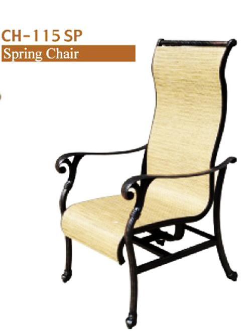 DWL Garden Summit Spring Chair