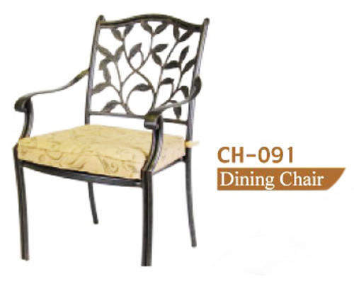 DWL Garden Ivyland Dining Chair