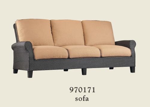 Patio Renaissance Monterey Collection Sofa