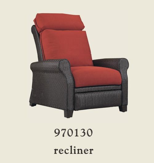 Patio Renaissance Monterey Collection Recliner