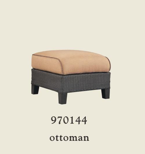 Patio Renaissance Monterey Collection Ottoman
